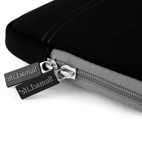 SumacLife Laptop Sleeve Case Zip 3