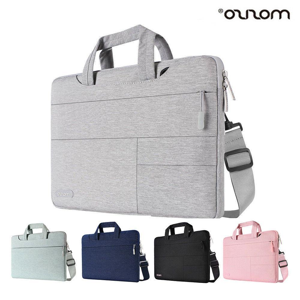 mosiso laptop messenger bag case for macbook