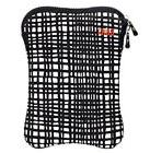 BUILT Neoprene iPad Sleeve, City Grid