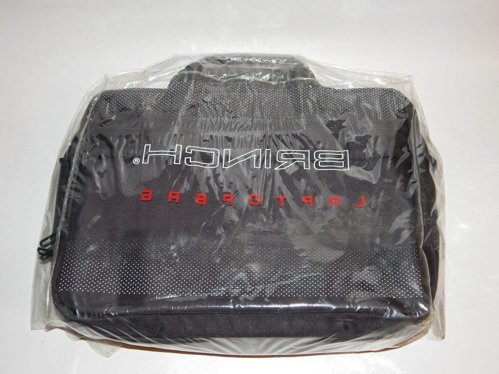 "NEW 15.6"" LAPTOP COMPUTER BAG CASE MODEL BLACK"