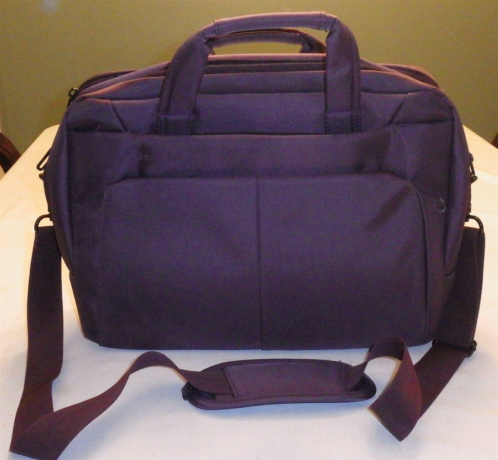 new 15 6 plum padded sleeve case