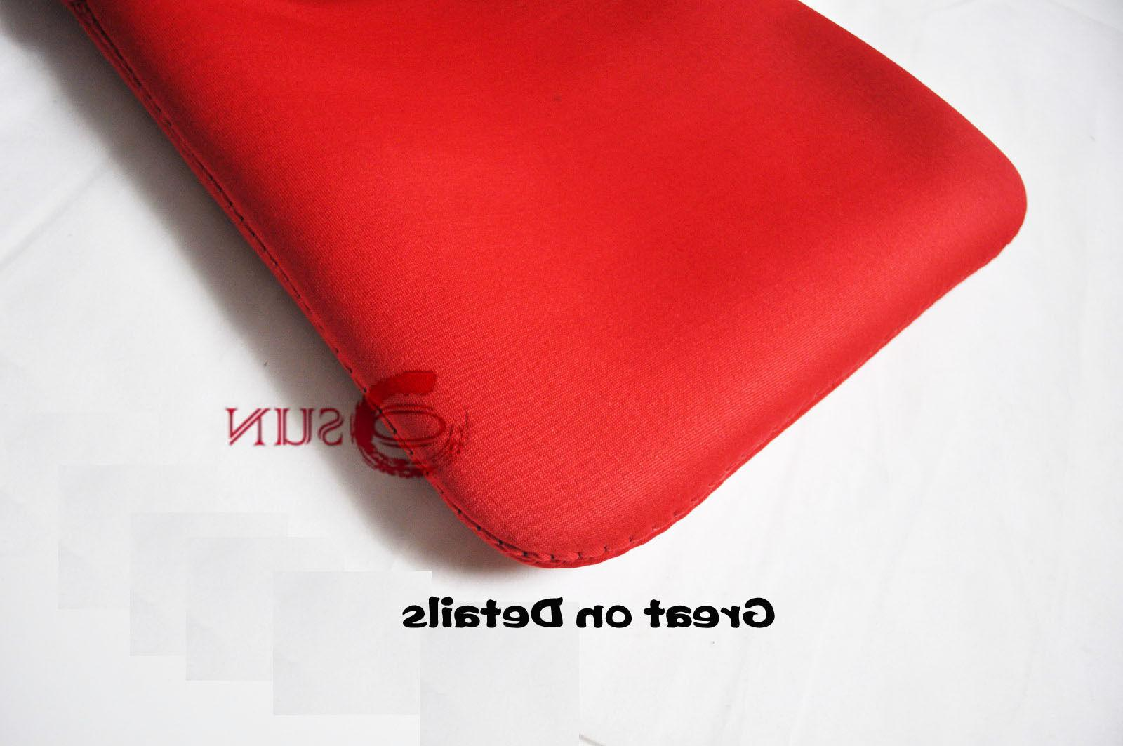 New inch Carry Case Red