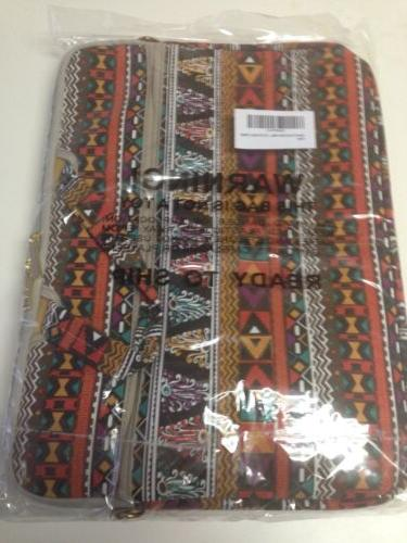 new canvas fabric case 15 15 6