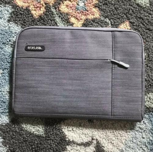 new gray laptop case 13 5 in