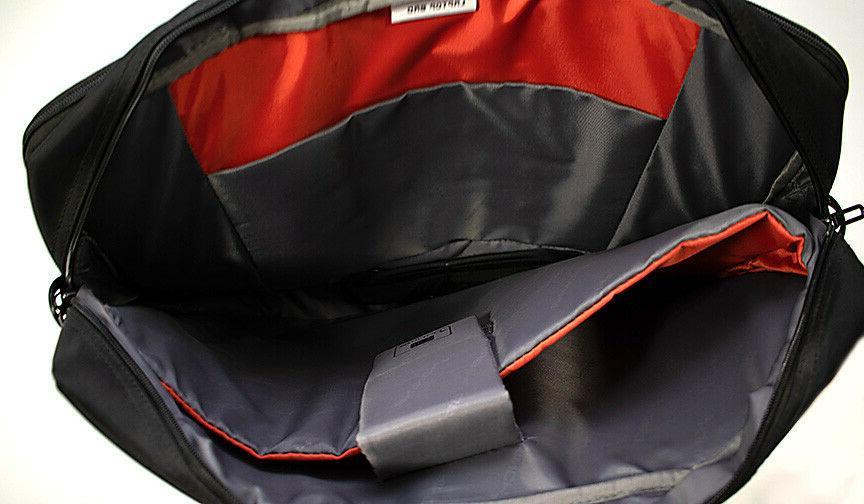 NWOT - 17.3 Nylon Laptop Case Bag Free