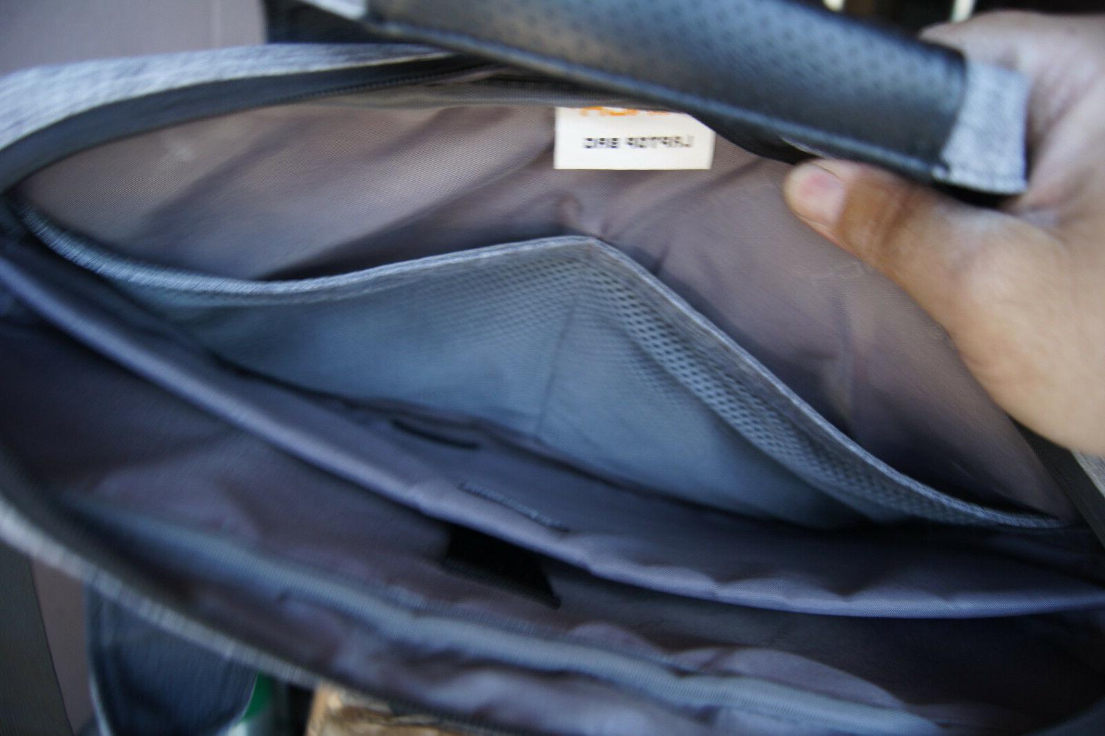 BRINCH Shockproof Laptop Bag LAPTOP MESSENGER BAG