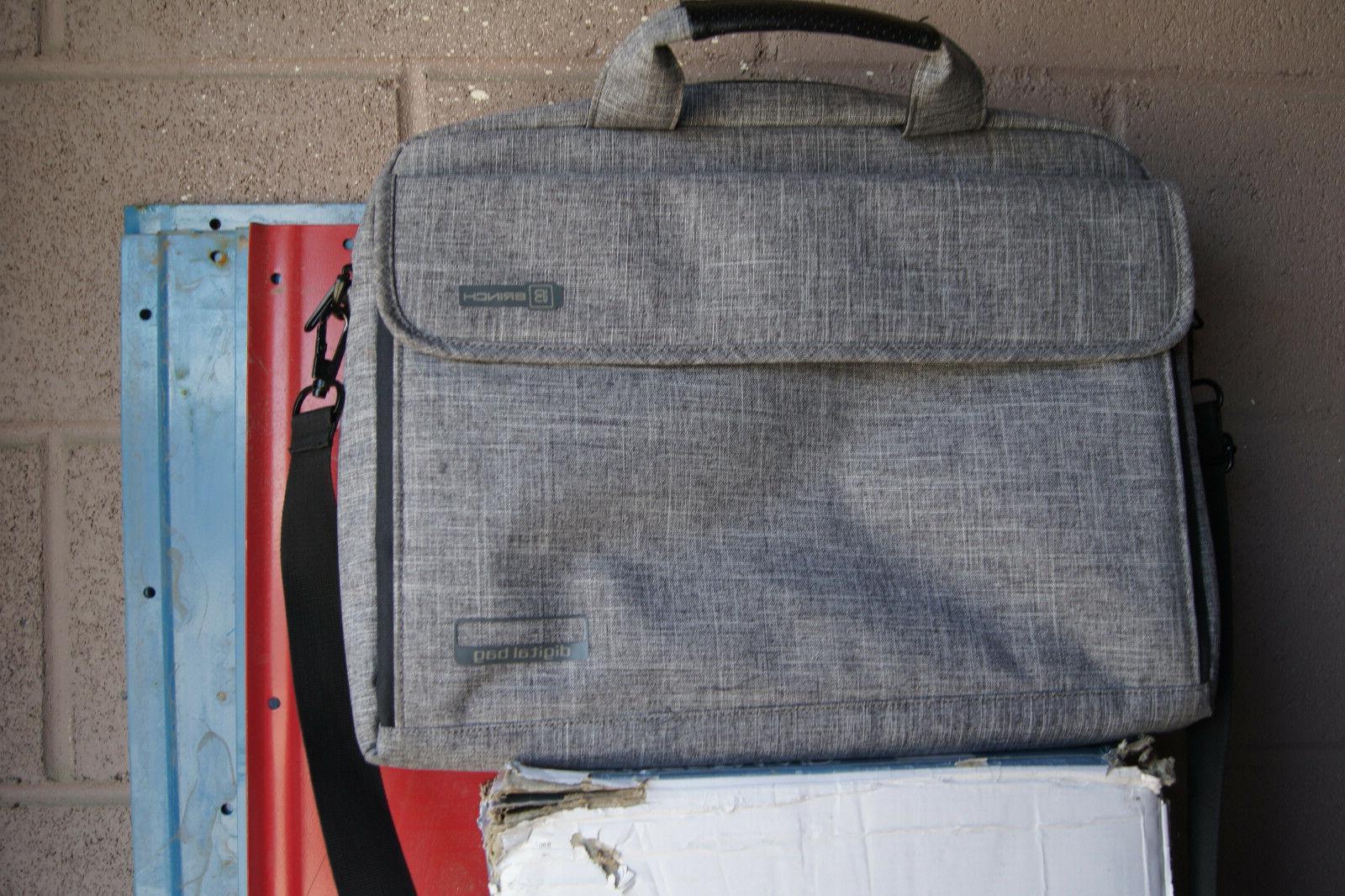 BRINCH Laptop Case Messenger LAPTOP