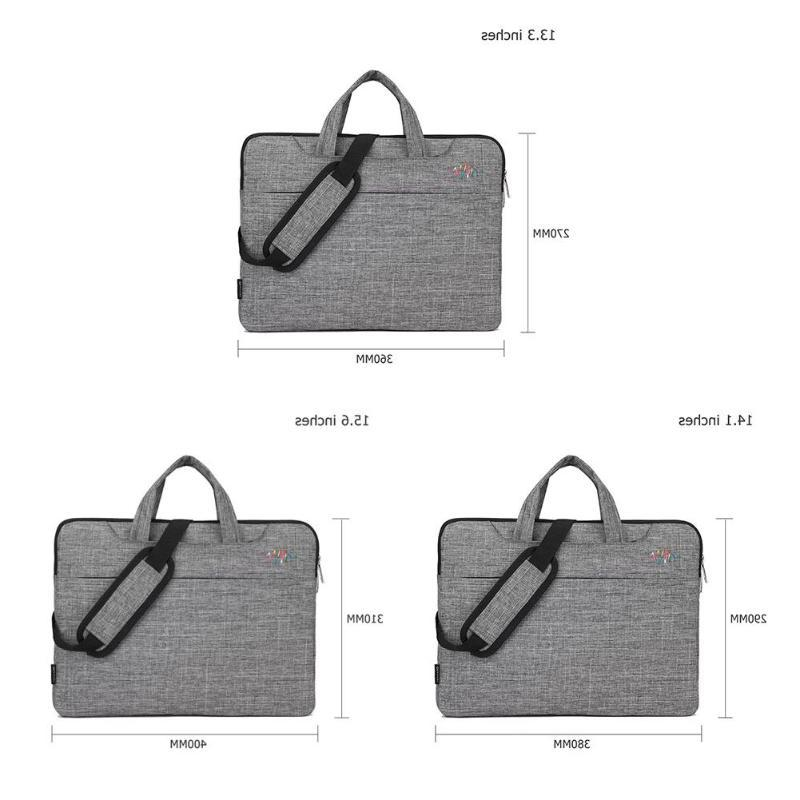 ALLOYSEED Nylon Bag 15.6 Notebook Business Carry <font><b>Case</b></font> For Macbook
