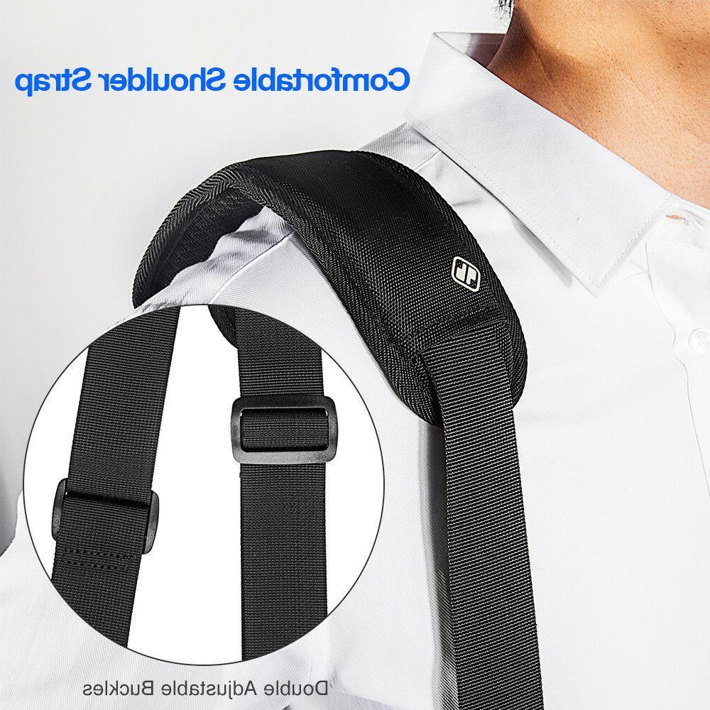 """tomtoc Protective Shoulder Bag Case 17"""" –"""