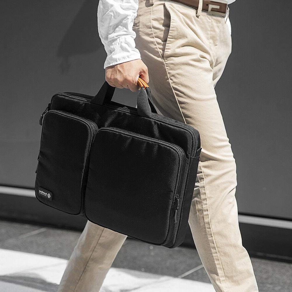 """tomtoc 360° Shoulder Bag Case 17"""" – Laptops"""