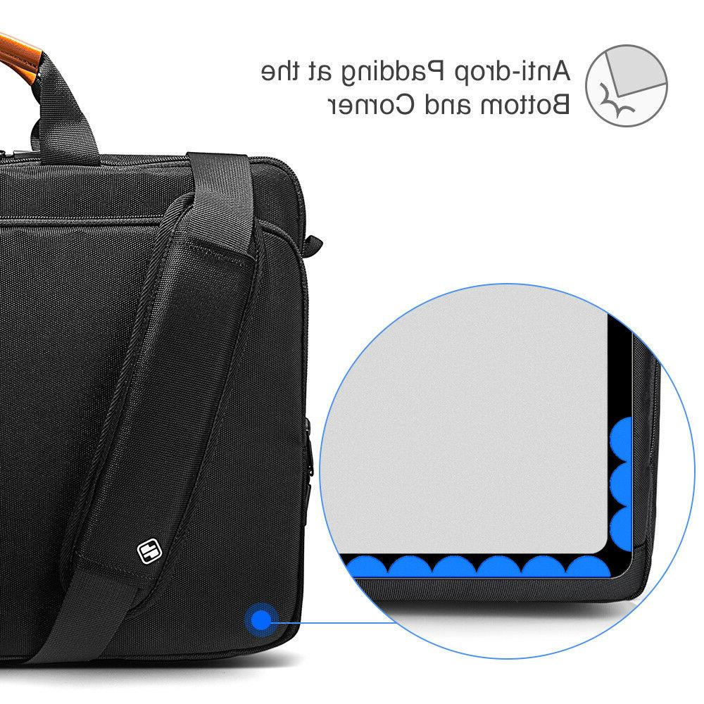 """tomtoc Shoulder Case 17"""" Laptops"""