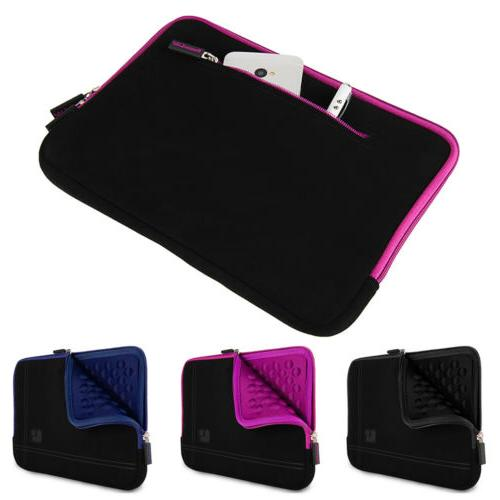 padded laptop sleeve case carry bag