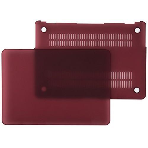 MOSISO & Keyboard Screen Protector MacBook , Red