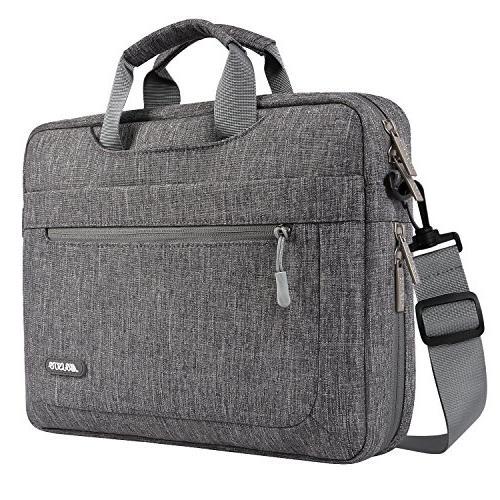 polyester messenger laptop shoulder bag