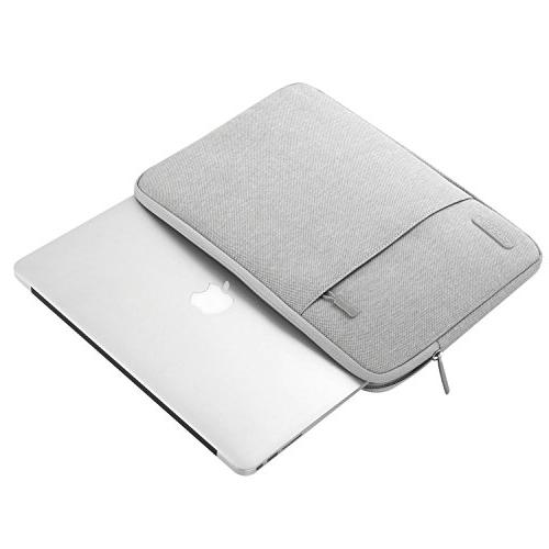 MOSISO Polyester Water Laptop Case Bag Cover Pocket MacBook Air, Notebook,