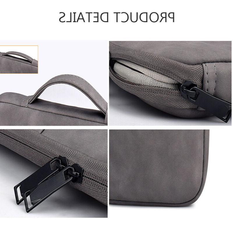 Notebook Sleeve Case Handbag Cover For MacBook Pro 13/15 inch