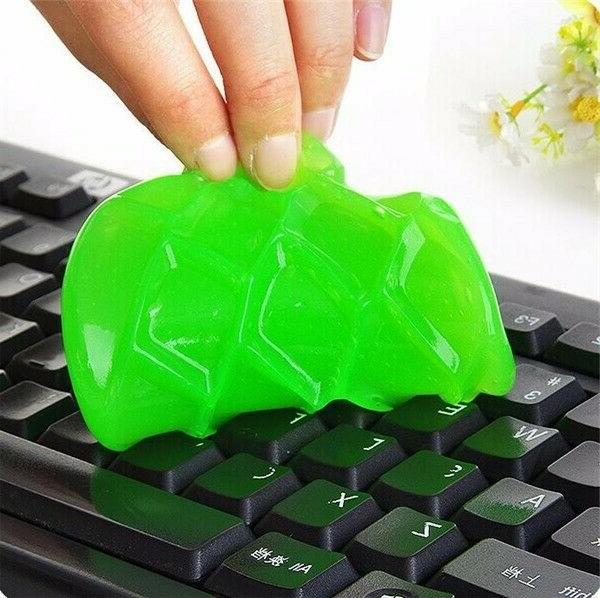 Practical Slimy Gel Wiper Keyboard Screen Mouse