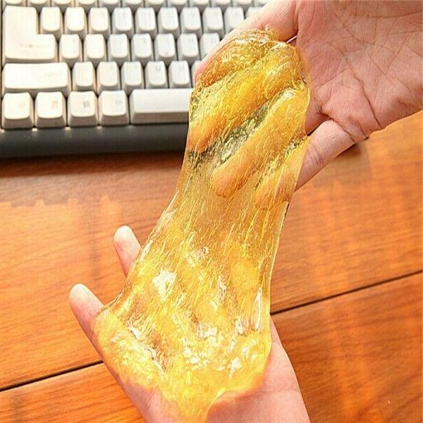 Practical Cleaning Compound Slimy Gel for Keyboard Screen
