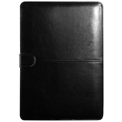 Premium Leather Laptop Sleeve For Inch A1932