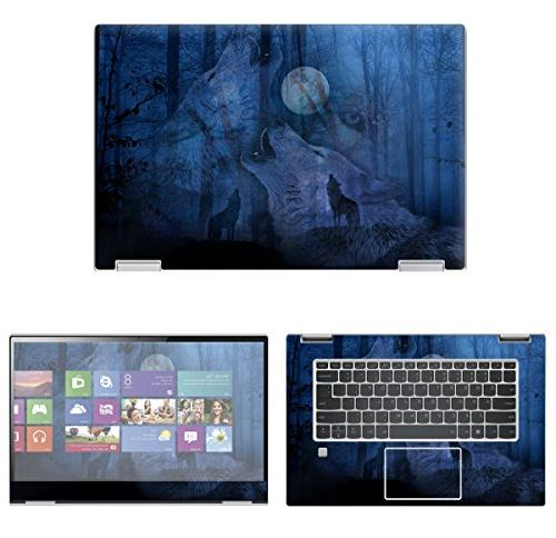 protective decal skin sticker for lenovo yoga