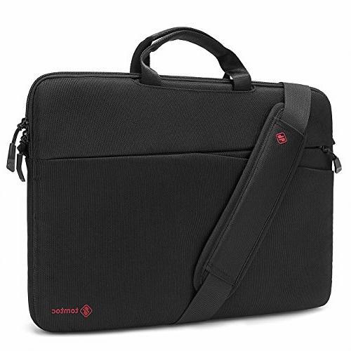 1 slim laptop shoulder bag