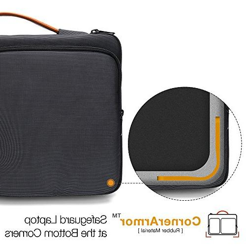 Case Bag with Inch Aspire 15 and HP Dell Thinkpad Notebooks Spill-Resistant, up 15.2 x 10.4