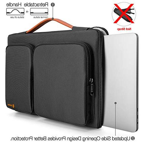 tomtoc Case Bag with Acer Aspire E and HP Dell Asus Notebooks Support up to 10.4 in