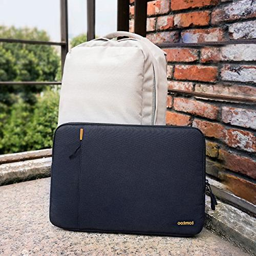 tomtoc 360° Protective Inch Compatible with Microsoft Surface Book Laptop, with & Pocket