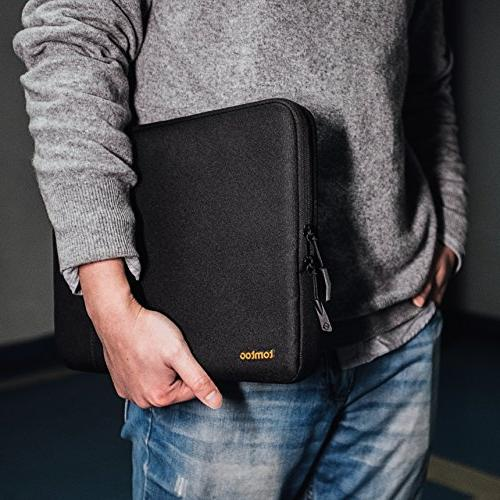 """tomtoc 360° Inch Laptop Sleeve with 13.5"""" Book 