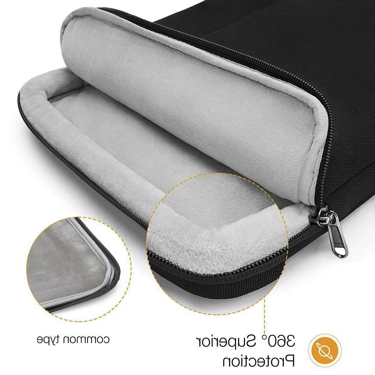 tomtoc Tablet Cover Black