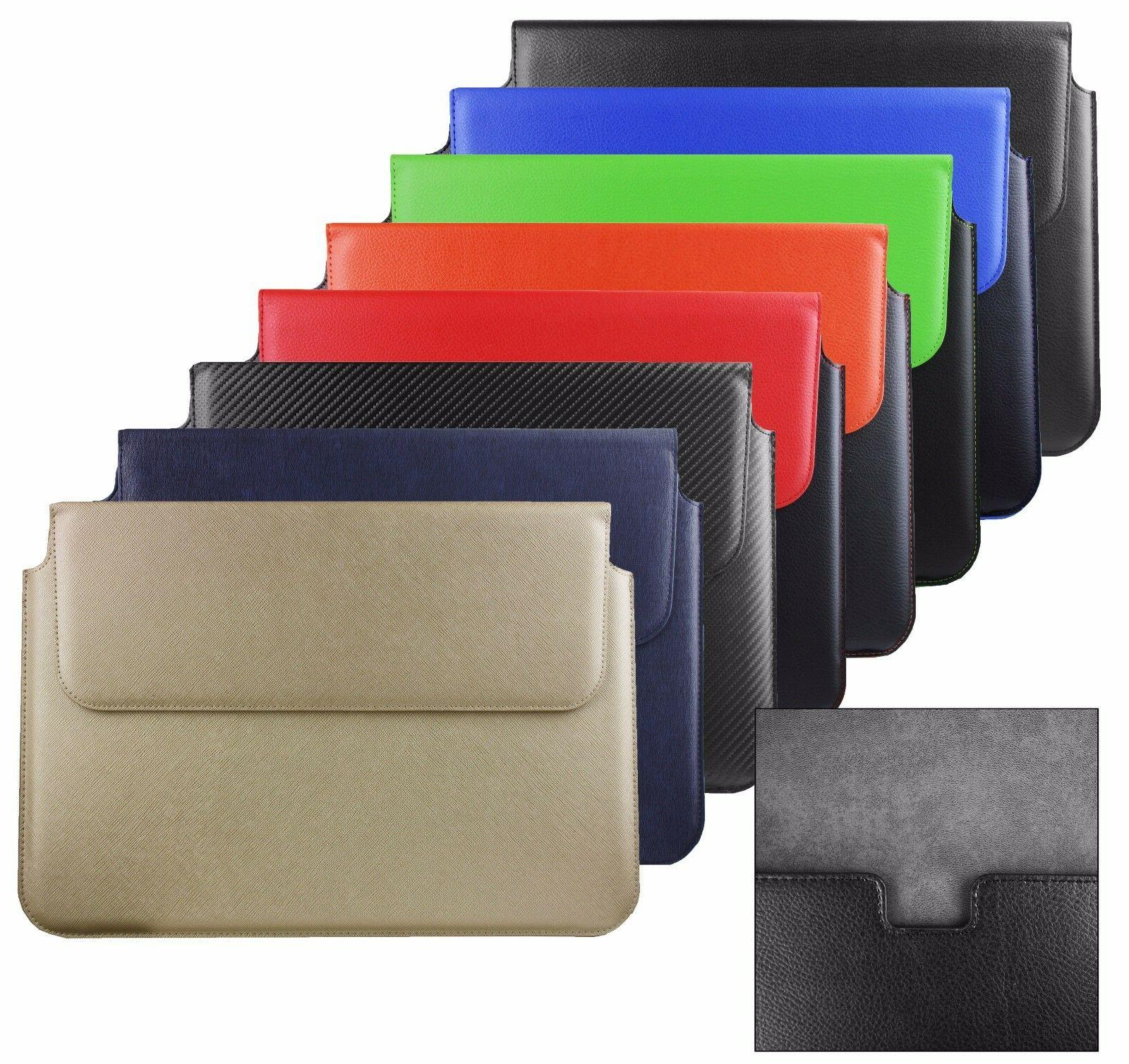 Pu Leather Sleeve Case Magnetic Fits Dell Inspiron 13 5000 S