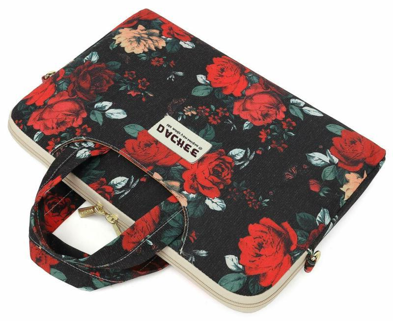 Dachee Rose Waterproof Shoulder Bag
