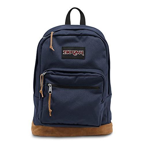 JanSport Laptop Backpack - Navy