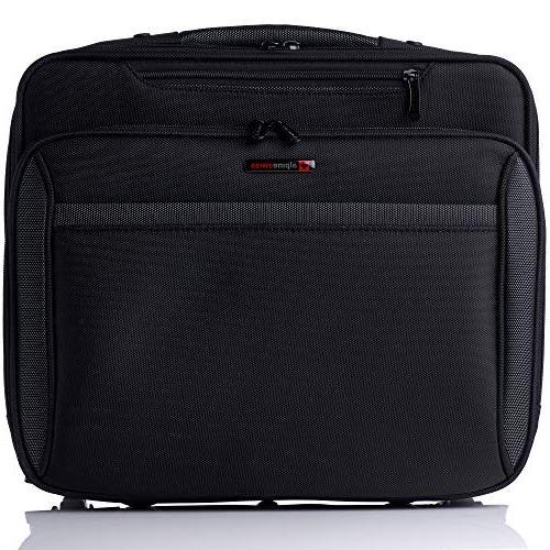 rolling laptop briefcase wheeled overnight