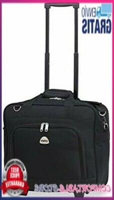 Rolling Laptop Inch,Wheeled For Women Business Carry On