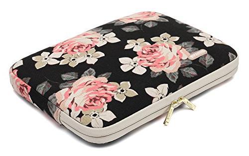 KAYOND Black Rose canvas Laptop
