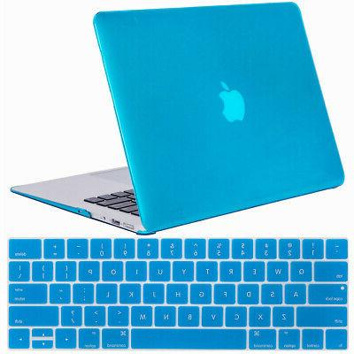 "Shockproof Rubberized Case Keyboard Cover For Macbook 11"" 13"""