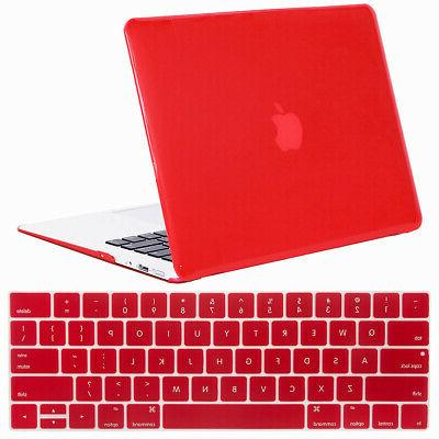 Shockproof Rubberized Case For Macbook 13""