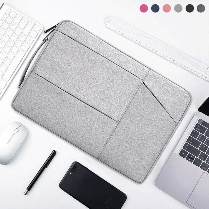 Laptop Bag Sleeve Case Shockproof Notebook Cover For MacBook