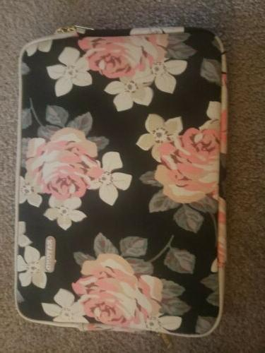 sleeve case laptop flower bags high quality