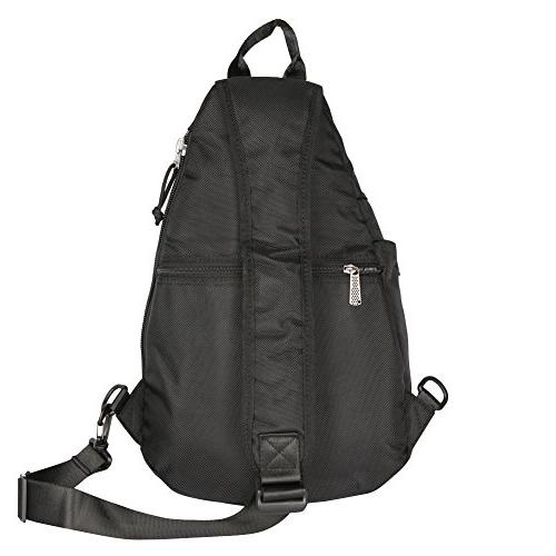 Sling Sling Bag for Crossbody Bag For Men, Bag Tablet Bag, Quality Black