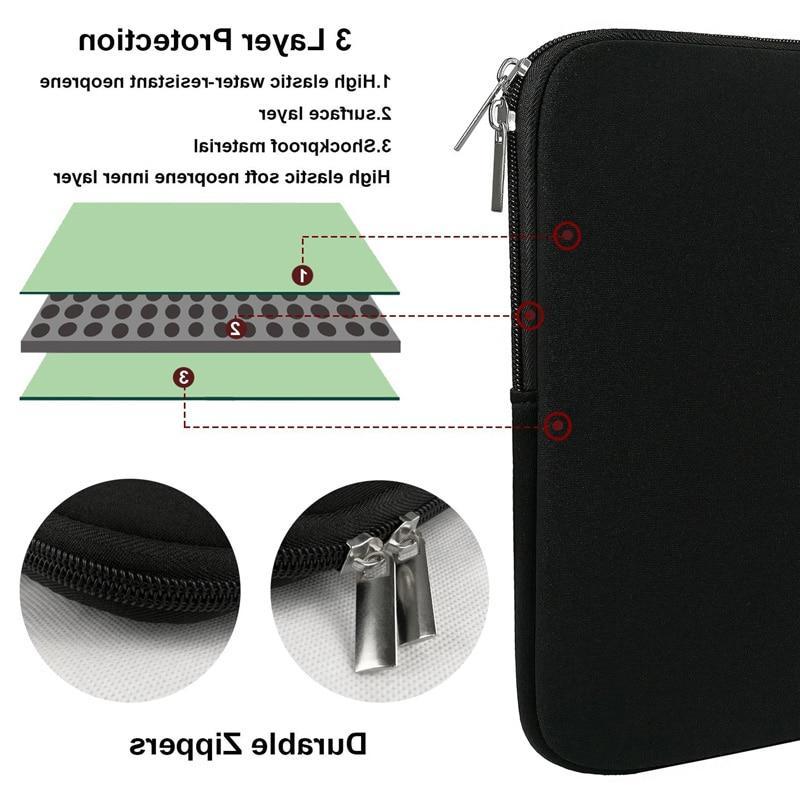 Soft <font><b>Laptop</b></font> Bag for Macbook air Retina 11 15 15.6 Lenovo Notebook Computer