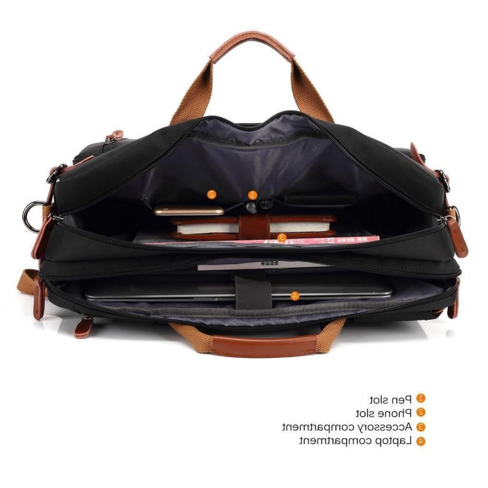 Soft Handbag Laptop Case 17/17.3 Notebook Shoulder Bag