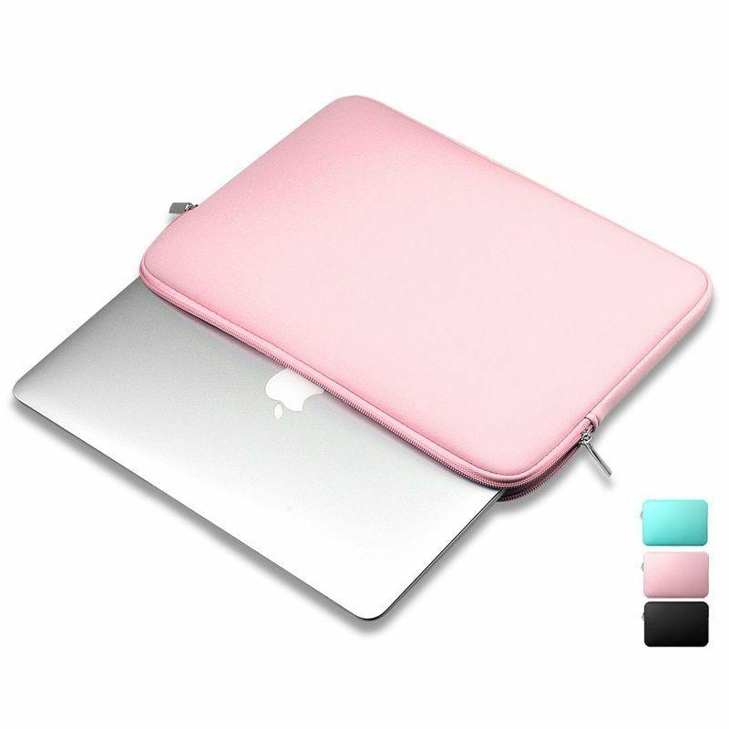 soft laptop sleeve case for notebook computer