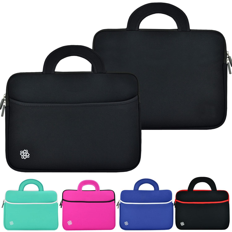 """Soft Neoprene Sleeve Case Cover Pocket Bag for 14"""" Inch Lapt"""