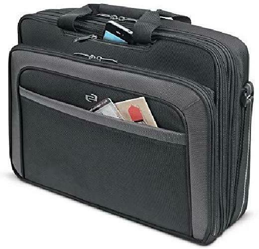 Solo 17.3 Laptop TSA Black/Grey