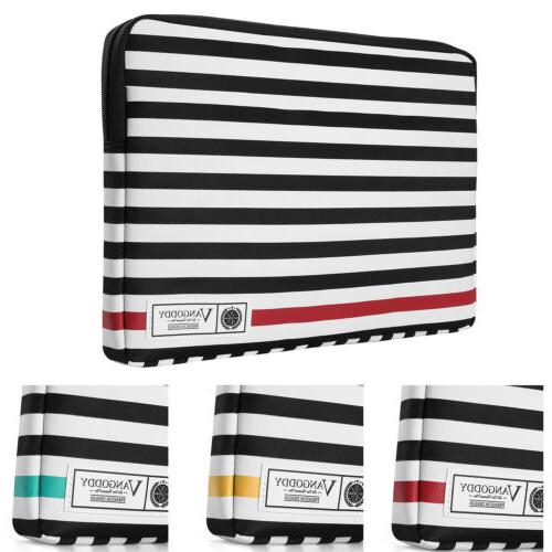 stripe laptop sleeve case bag for dell