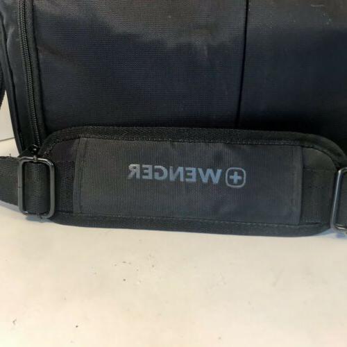 Swiss Gear Wenger Laptop iPad Carrying Messenger