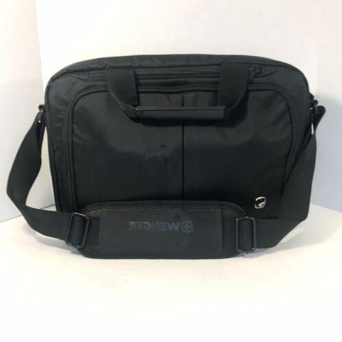swiss gear wenger laptop ipad tablet briefcase