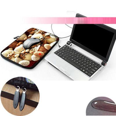 """Tablet Notebook Carry Sleeve Case Cover Bag 12"""" Chromebook"""